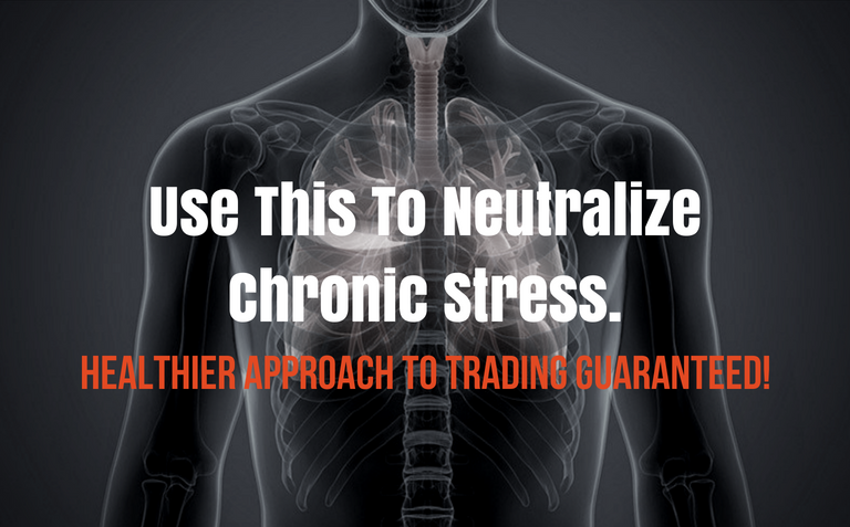 Healthier approach to Trading Guaranteed!